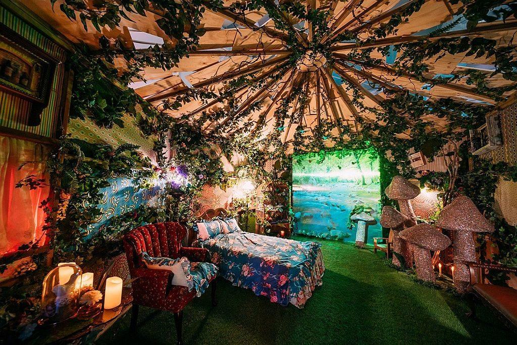 新城市廣場「Alice's Adventure @ Starlight Garden夢遊奇幻聖誕」